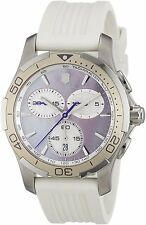 VICTORINOX SWISS ARMY 241352 ALLIANCE SPORT CHRONO WOMEN'S WATCH BLUE MOP DIAL