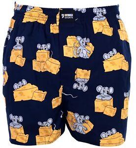 Happy Shorts american Boxer Boxershorts Shorts Webboxer D26 witzige Designs NEU
