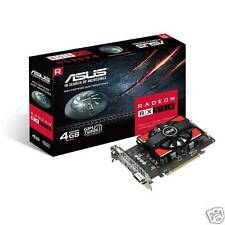Asus AMD Radeon RX 550 4GB GDDR5 DVI/HDMI/DisplayPort PCI-E Video Card RX550-4G