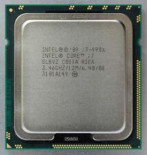 100% work Intel Core i7 990X 3.46GHz SLBVZ LGA 1366 (AT80613005931AA) Processor