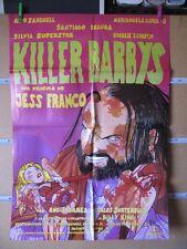 202       KILLER BARBYS JESS FRANCO