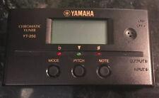 Yamaha Yt-250 Chromatic Tuner
