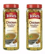 TONE'S CHICKEN BOUILLON CUBES