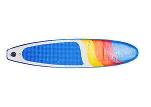 Jimmy Styks AirSurf8 Inflatable Surfboard. Easily Portable, 8 foot. (JSAIRS8)