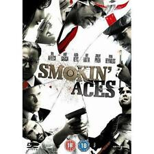 SMOKIN ACES Ben Affleck*Andy Garcia*Alicia Keys*Ray Liotta Gangster DVD *EXC*
