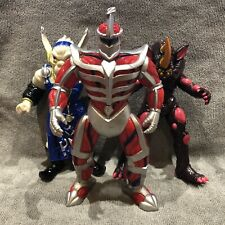 Mighty Morphin Power Rangers 8? Villain Lot Lord Zedd/Finster/Rhino Blaster 1993