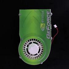 Aluminum 53mm 12v 2-Pin VGA Fan For PC Computer Video Card GPU Cooler Cooling