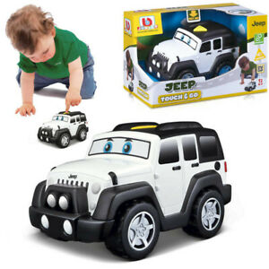 JEEP BB JUNIOR Kids Toy CUTE INTERACTIVE LIGHT SOUND Touch n Go