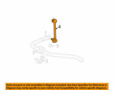 2003-2007 Buick Rainier Stabilizer Sway Bar Rear Link Passenger Side 88965471