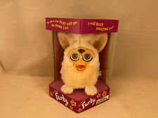 LAST ONES! RARE Gen 3 Furby Lamb Tiger Electronics Discount for Damaged Box