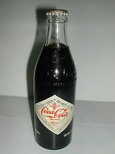 COCA-COLA USA BOUTEILLE VERRE BOTTLE COMMEMORATIVE 1984 OLYMPIC SAFEWAY AND COCA