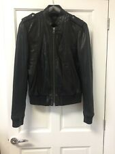 AllSaints Leather Motorcycle Jackets for Men for sale   eBay
