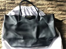 Givenchy Antigona Black Leather Shopper Tote Bag Shoulder Authentic