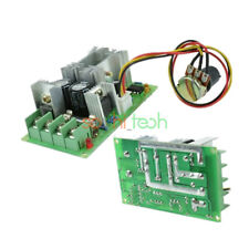DC 10-60V 20A Universal 25KHz PWM RC Motor Speed Regulator Controller Switch