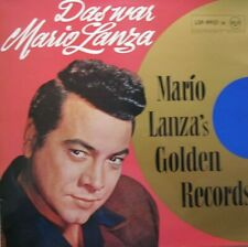 MARIO LANZA - MARIO LANZA'S GOLDEN RECORDS  - LP