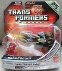 2009 Hasbro TRANSFORMERS Universe - BRAKEDOWN action figure, NEW !