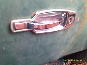 TRIUMPH SPITFIRE CHROME DOOR HANDLE HANDLES
