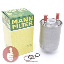 Original MANN-FILTER Kraftstofffilter WK 32/6 Mercedes-Benz