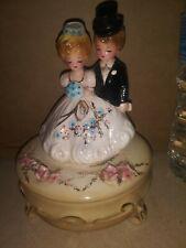 Josef Bride And Groom Music Box