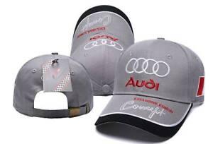 New LOGO Adjustable Hip Hop Baseball Hat Buckle gray #