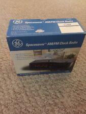 GE Alarm Clock Radio No 7-4813B AM/FM Battery Backup LED