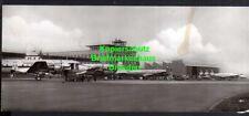 119497 AK Stuttgart Flughafen 1963 Pan American World Airways Trans World Airway