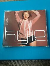 Kylie Spinning Around RARE 1 Track Promo CD