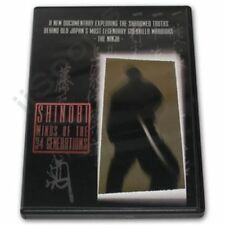 Shinobi Winds Of The 34 Generations Ninja Documentary Dvd ninjutsu art Japan