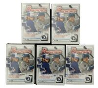 *NEW* 5 BOX LOT! 2020 BOWMAN BASEBALL BLASTER BOXES / *FACTORY SEALED* / IN HAND