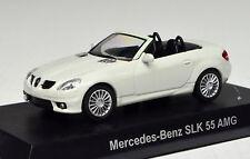 Mercedes-Benz AMG SLK 55 1 blanc:64 de kyosho