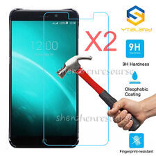 Ytaland 2Pcs 9H Tempered Glass Screen Protector Film For UMI Rome Touch Iron