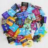 50 Condoms Bulk Variety Mix - Trojan,Kimono,Beyond 7,One,LifeStyles,Crown,& More