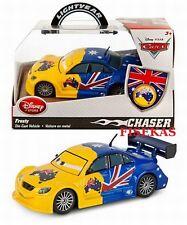 2014 Disney Store Cars Die Cast Display Box Frosty Australia Racer NEW