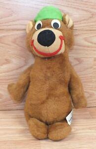 "Vintage Knickerbocker Yogi Bear 12"" (inch) Collectible Plush Doll Only **READ**"