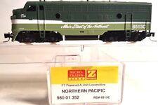 MTL Z 980 01 352 F7 NP Powered A-Unit Locomotive # 6513C