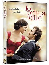 IO PRIMA DI TE - DVD - CON EMILIA CLARKE E SAM CLAFLIN