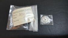 870065 GENUINE KANJI SILVER COLOR DAY STAR W/ DIAL DISK SEIKO MONACO 7016