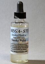 MEGA-STEAM SMOKE PELLET SCENTED SMOKE FLUID train for lionel mth atlas JTM108