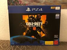 Sony PlayStation 4 1TB inkl. Call of Duty: Black Ops 4 ( CUH-2216B ) NEU OVP