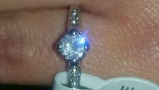 Modeschmuck-Ringe im Verlobungs-Stil aus Metall-Legierung