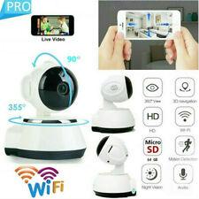 Wireless Camera Hd Ip Security Wifi Indoor Cctv Home Smart Monitor Security Baby
