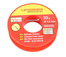 Silber Rothenberger Industrial Bleifreies Standardlot 70G