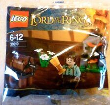 Coleccionable Lego Bolsa De Polietileno-El Señor De Los Anillos Frodo Bolsón 30210 - 2012 BNIP