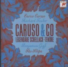 Various - Caruso & Co: Legendäre Schellack-Tenöre - CD