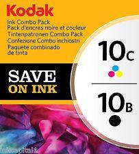 Kodak Noir Et Couleurs Original OEM Cartouches D'encre Pour ESP Bureau 6150