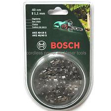 "Bosch AKE 40-17 18 19 S 400B PKE 40 40cm 16"" Chainsaw Chain Saw Blade F016800258"