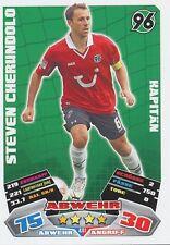 Steve Cherundolo # usa hannover 96 card match attax bundesliga 2013