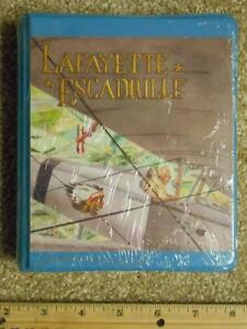 Discovery Games Lafayette Escadrille PC Cassette Game 16K TRS-80 1983 SHRINK