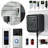 HQRP 18 Volt AC Power Adapter Transformer fits Ring Ring-2 Smart Video Doorbells