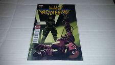 All-New Wolverine # 18 (2017, Marvel) 1st Print